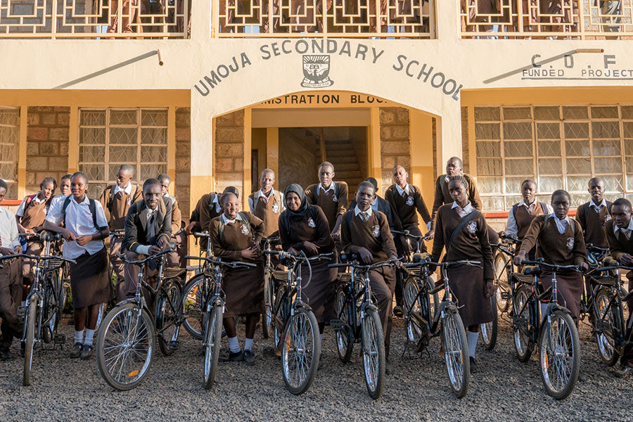 Umoja School World Bicycle Relief