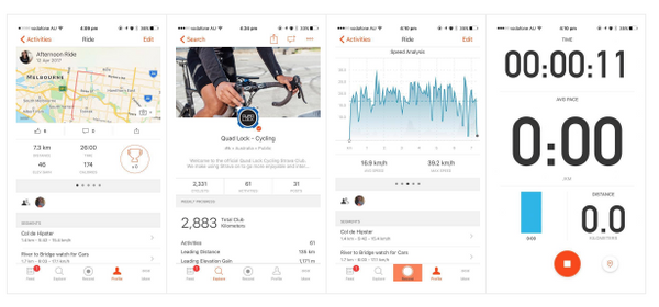 The 5 Best Cycling Apps – Quad Lock® USA