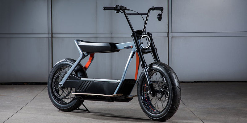 Harley-Davidson New Electric Scooter Concept