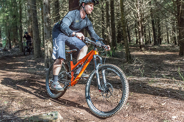 Mountain biking for beginners invest in a decent bike
