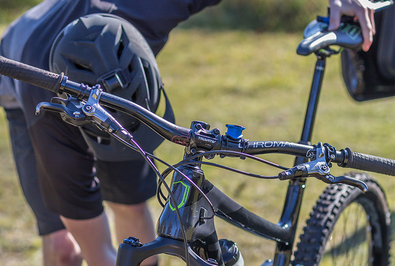 Mountain bike maintenance is important for beginners