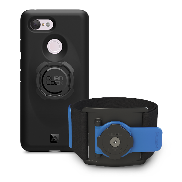 Quad Lock Google Pixel 3 Run Kit