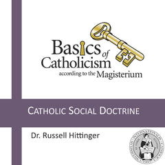 Basics of Catholicism - Catholic Social Doctrine