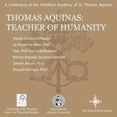 Thomas Aquinas: Teacher of Humanity  MP3 Set