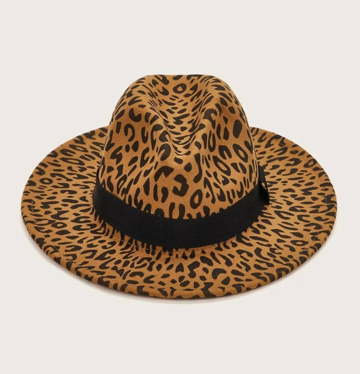 Leopard Pattern Hat
