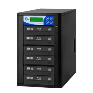 5-Copy 16x Blu-Ray/DVD/CD Duplicator with Reader (EZDBR05B)
