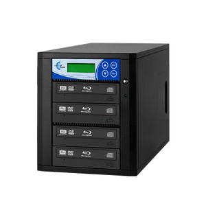 3-Copy Premium 16x Blu-Ray DVD CD Duplicator EZDBR03B