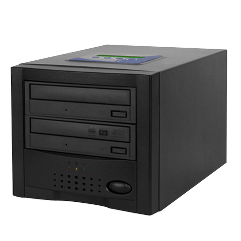 Premium 1-Copy DVD/CD Duplicator (GS01DVDB)