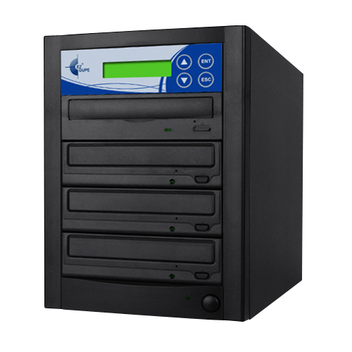 Premium 3 Copy DVD CD Duplicator GS03DVDB