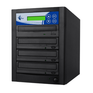 Premium 3-Copy DVD CD Duplicator (GS03DVDB)