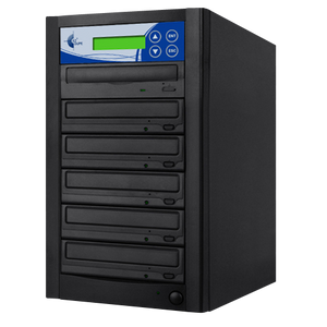Premium 5-Copy 24x DVD/CD Duplicator (GS05DVDB)