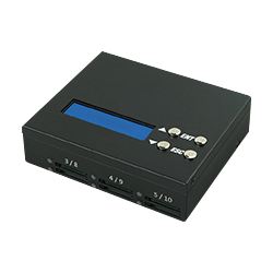 Mobile Pro SD-to-HDD Backup Station (DM-FU0-10SDHDD)