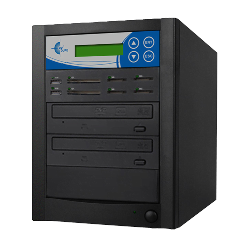 flash to disc duplicator multi media crossover