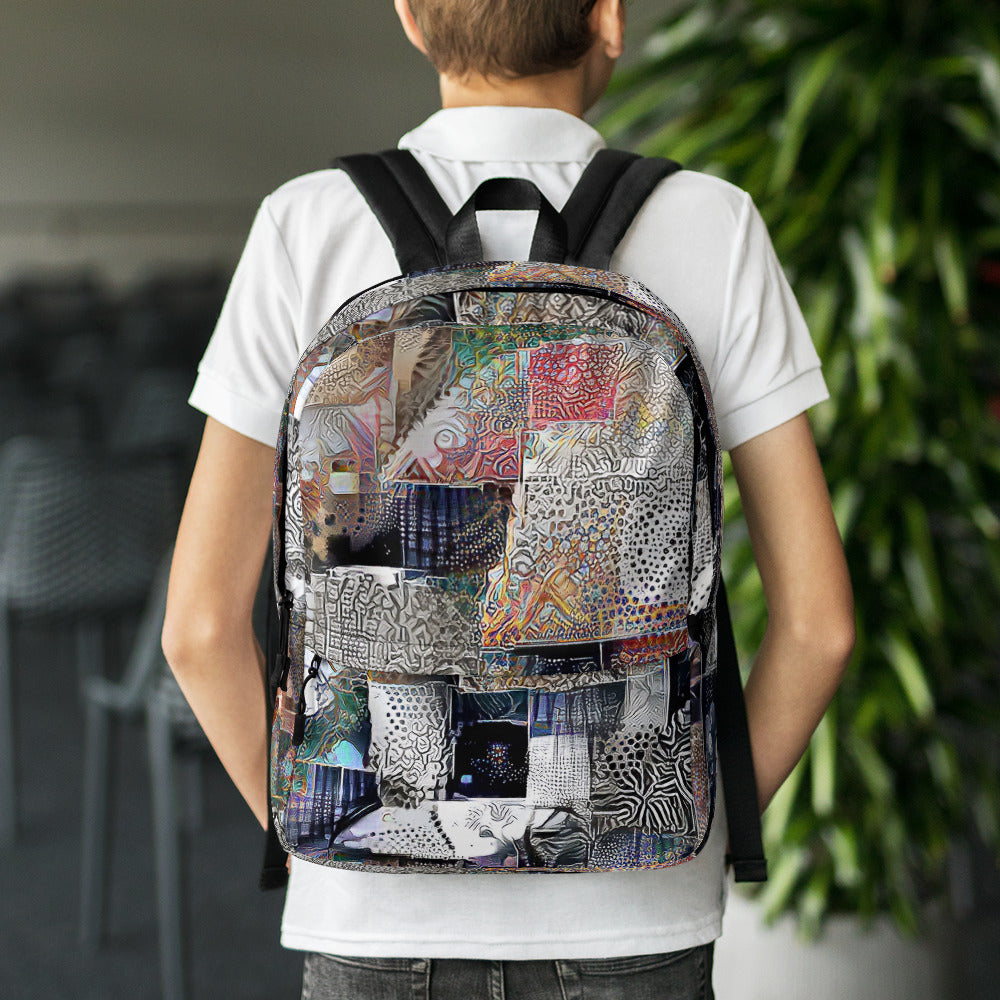 DeepShroom Backpack