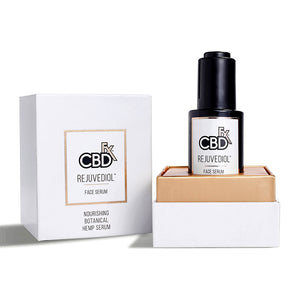 CBD Face Oil Serum - CBD Hemp Store valley village