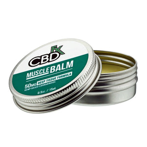 CBD Mini Balm – Muscle Balm - CBD Hemp for post workout