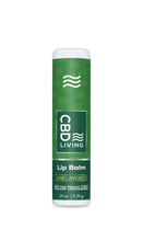 Load image into Gallery viewer, CBD Lip Balm - Natural 50mg