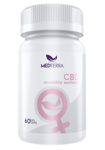 Medterra CBD Women Wellness CBD / Hemp Capsules - CBD Store North Hollywood, Medmen