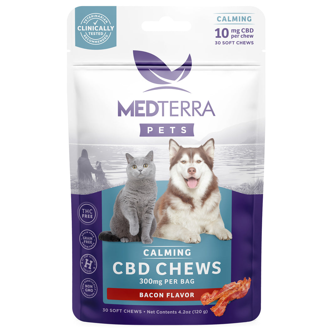 Medterra Pet CBD Calming Chews