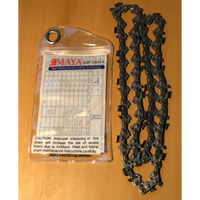Tungsten Carbide Tipped Chainsaw Chain 3/8LP .043 55DL, Whites Forestry Equipment, Strzelecki Trading