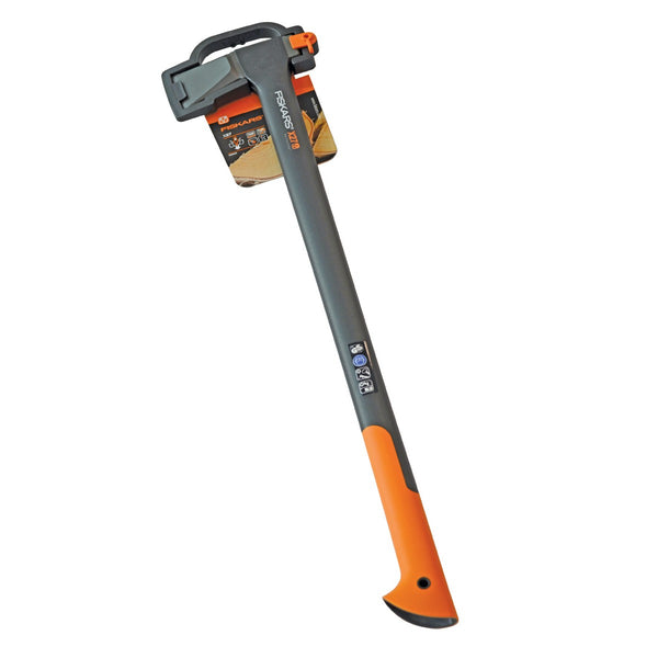 Fiskars Log Splitting Axe (X27), Whites Forestry Equipment, Strzelecki Trading