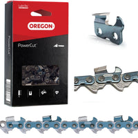 "Oregon PowerCut™ Full Chisel Saw Chain 3/8"" .063"" 100DL"
