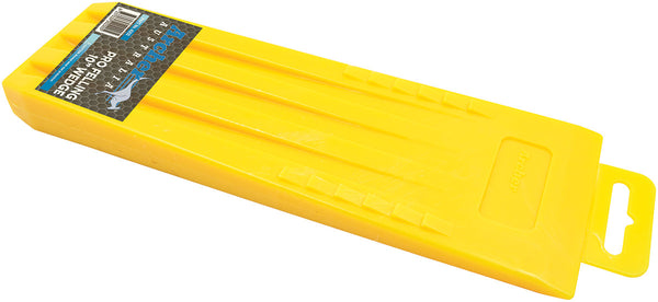 "Archer Pro Felling Wedge 10""  Plastic"
