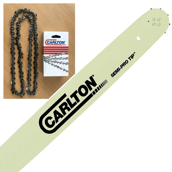 "Carlton Chainsaw Bar + Chain Combo 18"" 3/8 .063 - Stihl, Whites Forestry Equipment, Strzelecki Trading"