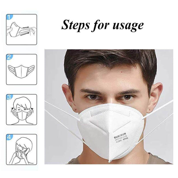 Safety Disposable Mask 10-pack