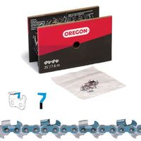 "Oregon Chainsaw Chain 72EXL 3/8"" .050"" 25ft Full Chisel"