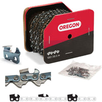 "Oregon Skip-Tooth Chainsaw Chain 75EXJ 3/8"" .063"" 100ft Full Chisel"