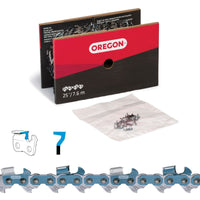 "Oregon Chainsaw Chain 75EXL 3/8"" .063"" 25ft Full Chisel"