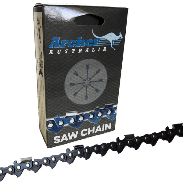"Archer Skip-Tooth 3/8"" .063 Chainsaw Chain for Stihl, Whites Forestry Equipment, Strzelecki Trading"