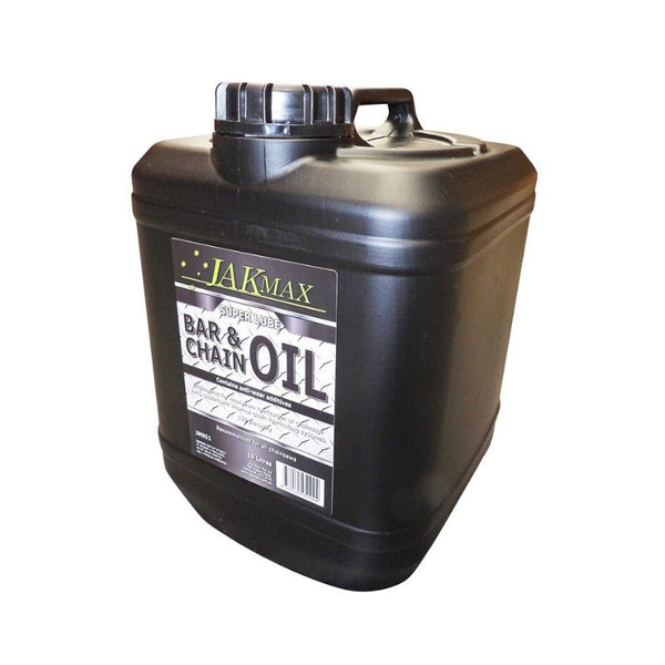 Oil Bar & Chain - 10 Litre Jakmax, Whites Forestry Equipment, Strzelecki Trading