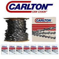 "Carlton Chain 100ft 3/8"" .063"" A3LM-100 Full Chisel"