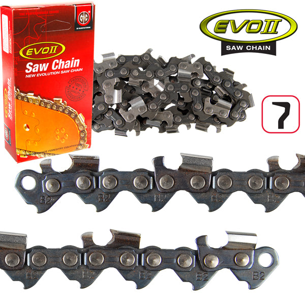 Chainsaw Chain GB EVO2 .325 .058 66DL Semi Chisel