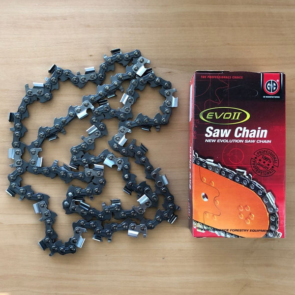 "Chainsaw Chain GB EVO2 Semi Chisel 3/8"" .063 72DL, Whites Forestry Equipment, Strzelecki Trading"