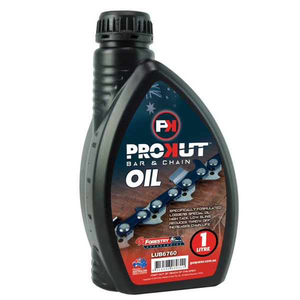 PROKUT 1 Litre Bar & Chain Oil
