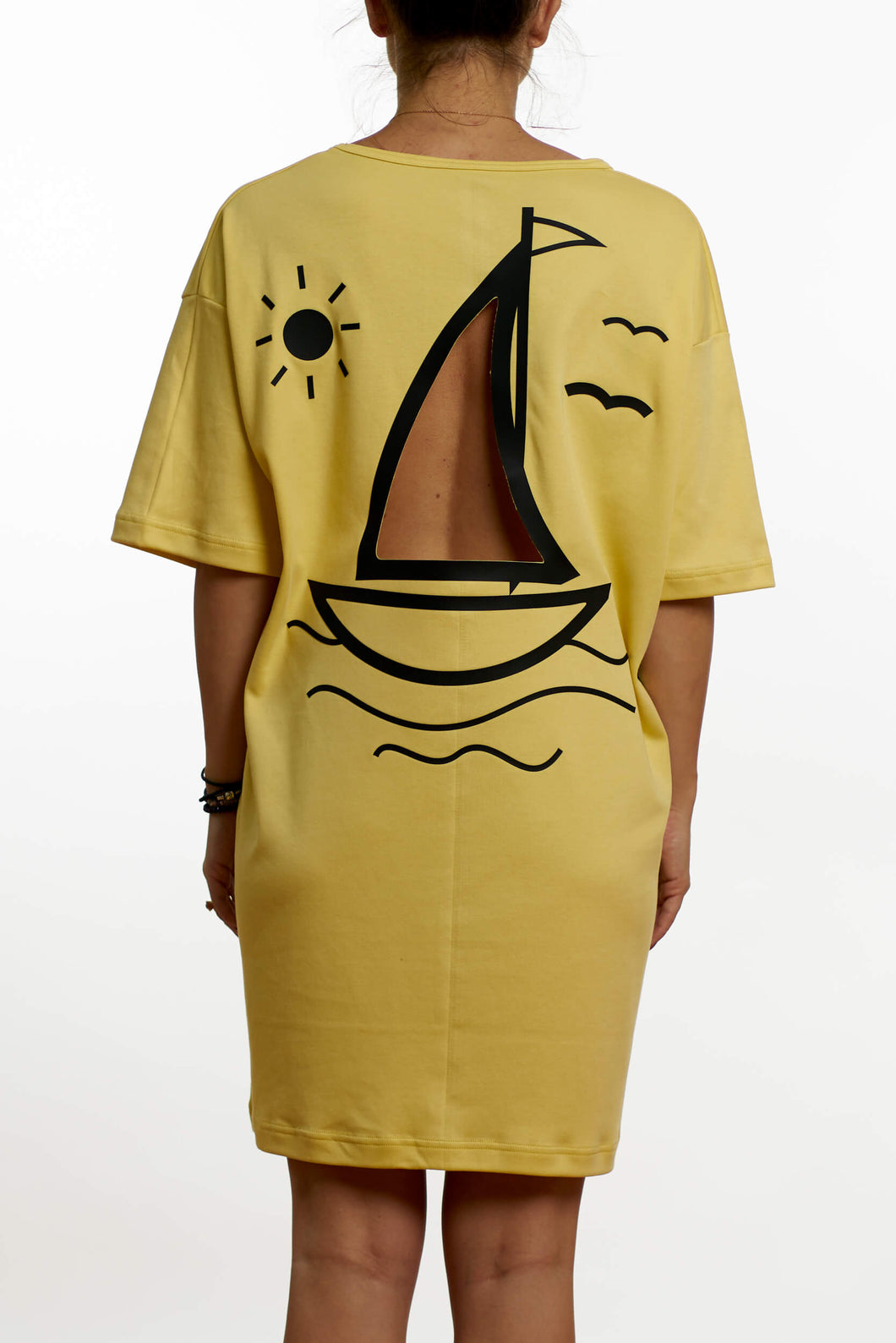 Wholly Sail 9 Dress
