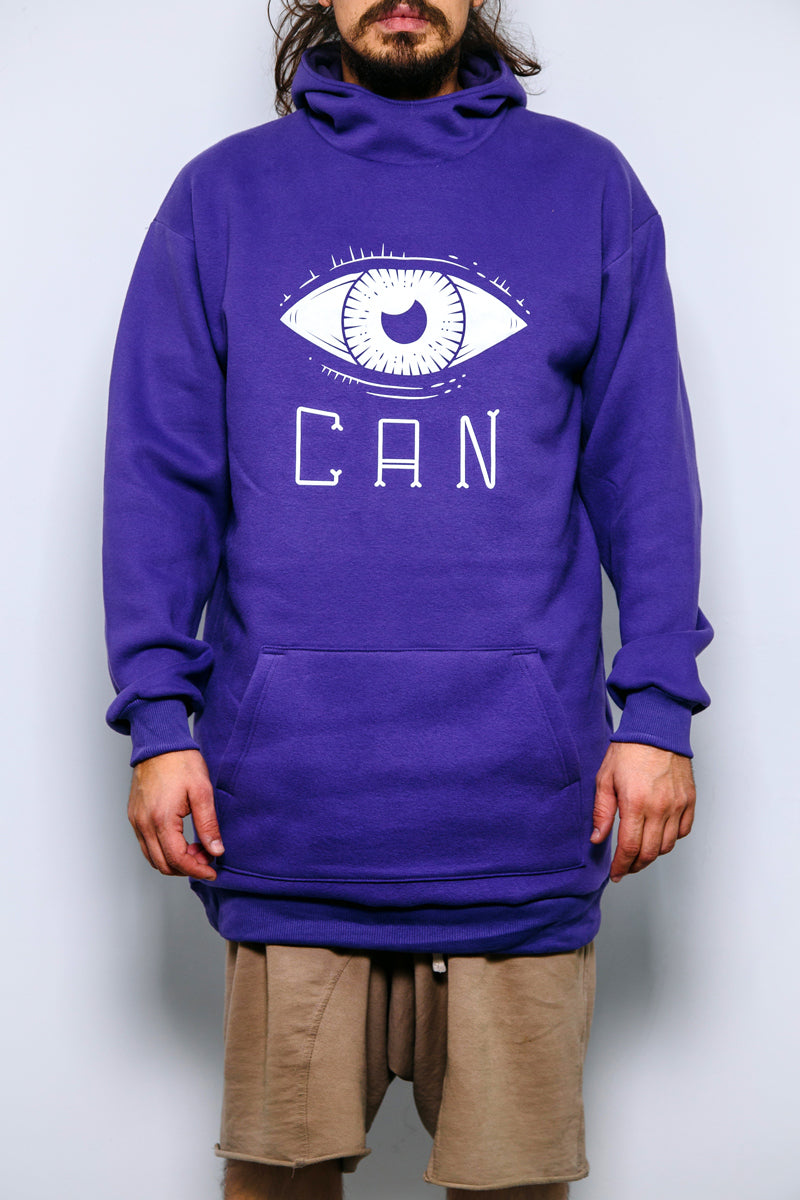 I_Can 12 Hoodie
