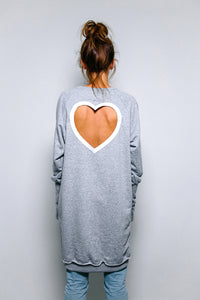 Wholly Heart 3 Sweatshirt