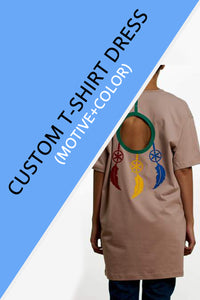 Custom T-Shirt Dress