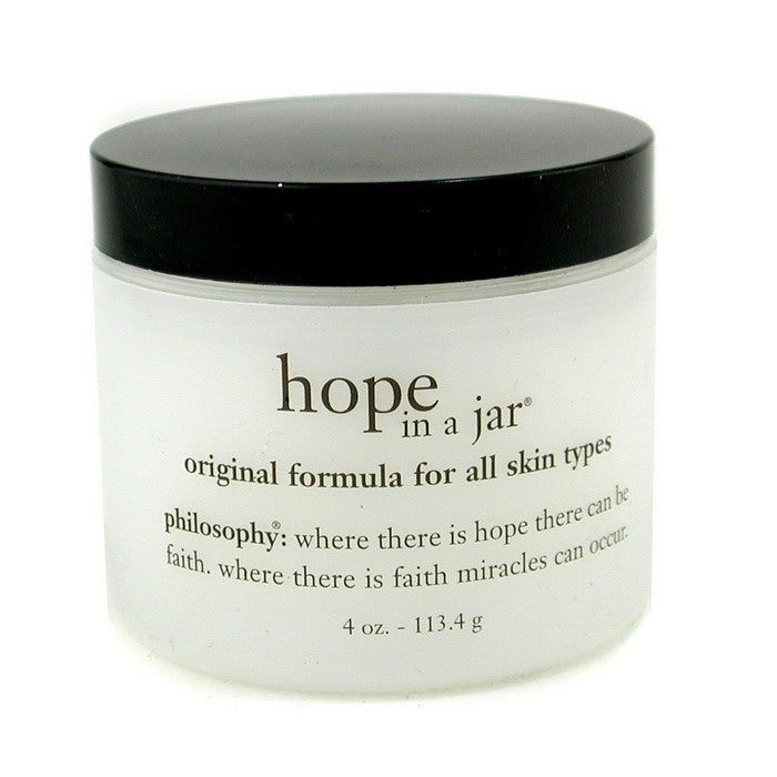 Philosophy Hope In a Jar Moisturizer (All Skin Types) 113.4g