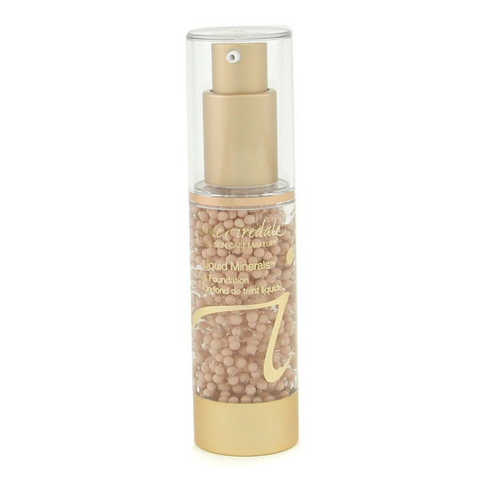 Jane Iredale Liquid Mineral A Foundation - Bisque 30ml