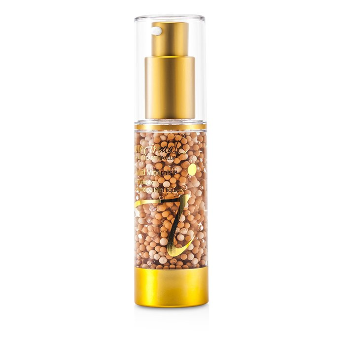 Jane Iredale Liquid Mineral A Foundation - Natural 30ml