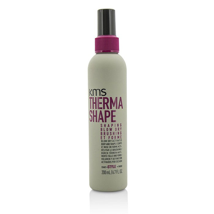 KMS California Therma Shape Shaping Blow Dry Brushing (Blow Dry Activated Body and Shape) 200ml