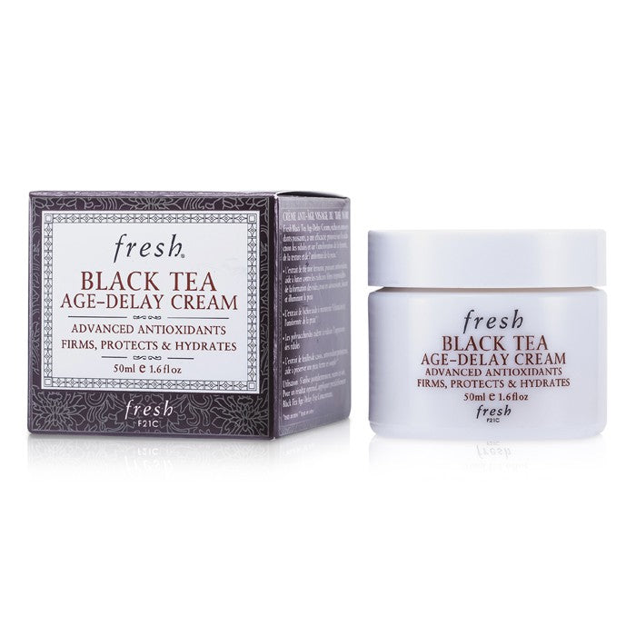 Fresh Black Tea Age-Delay Cream 50ml