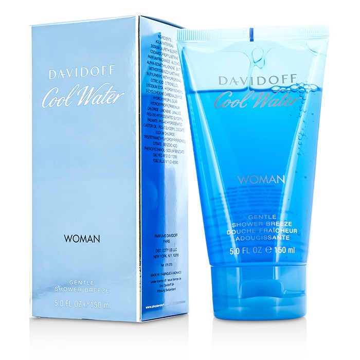 Davidoff Cool Water Gentle Shower Breeze 150ml