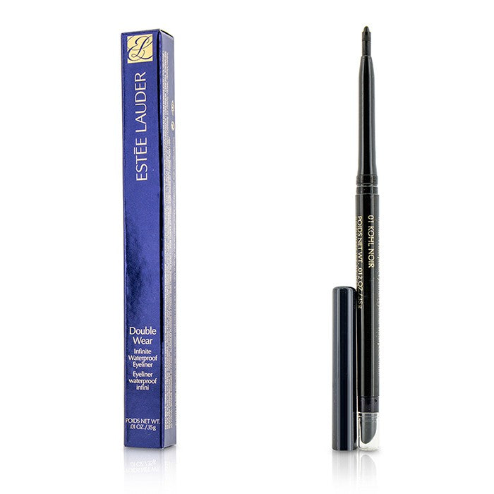 Estee Lauder Double Wear Infinite Waterproof Eyeliner - # 01 Kohl Noir 0.35g