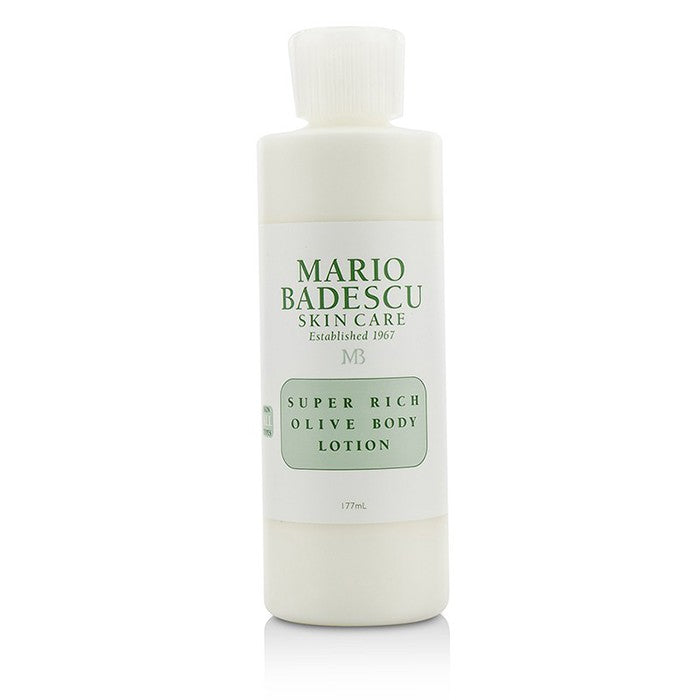 Mario Badescu Super Rich Olive Body Lotion - For All Skin Types 177ml